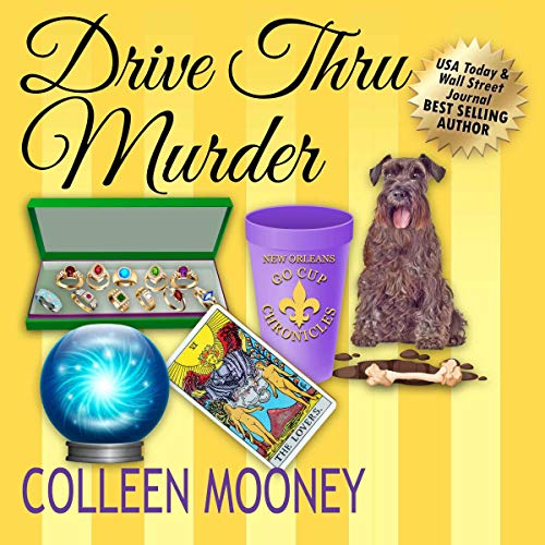 Drive Thru Murder audiobook cover art