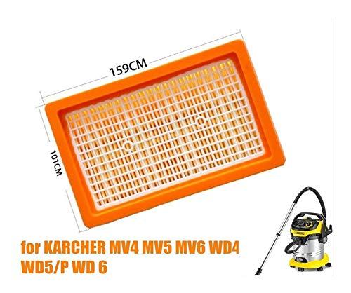 Fantastic Deal! Lianhe 4pcs KARCHER Filter Fit for KARCHER MV4 MV5 MV6 WD4 WD5 WD6 Wet&Dry Vacuum Cl...