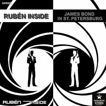 James Bond In St. Petersburg