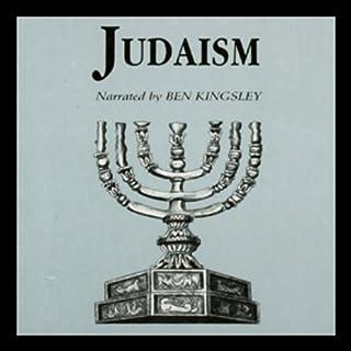 Judaism audiobook cover art