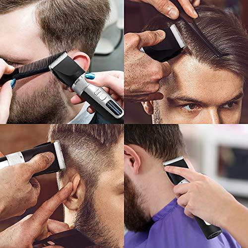 Moulei Hair clipper-003