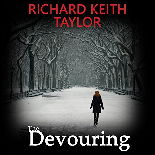 The Devouring audiobook cover art
