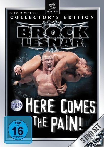Wwe-Brock Lesnar: Here Comes [Import allemand]