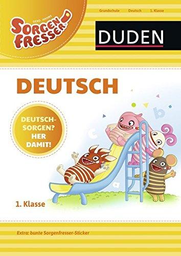 Sorgenfresser Deutsch 1. Klasse: Deutschsorgen? Her damit!