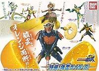 仮面ライダー鎧武 特撮仮面ライダーズ 全6種セット ホビーアイテム