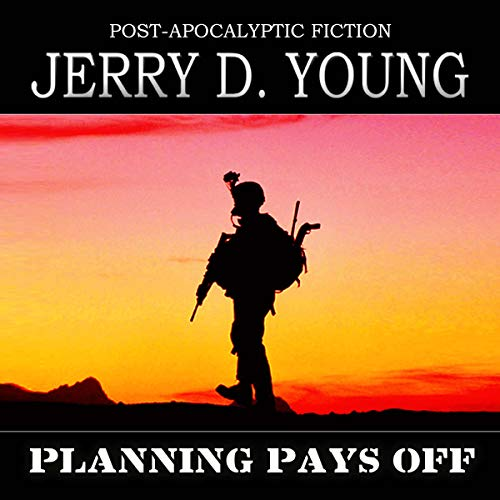 Planning Pays Off audiobook cover art