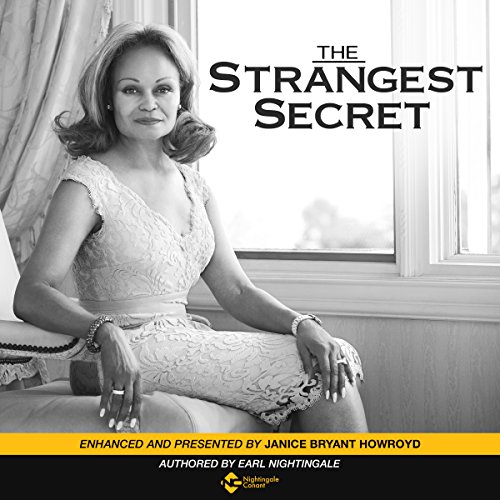 Couverture de The Strangest Secret