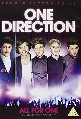One Direction - All For One [DVD] [UK Import]