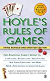 Hoyle's Rules of Games: The Essential Family Guide to Card Games, Board Games, Parlor Games, New Poker...