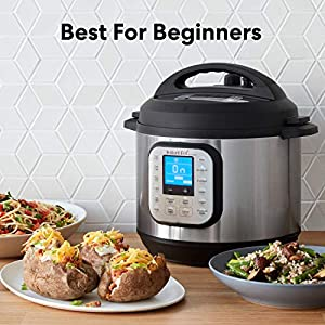 Instant Pot Duo Nova 7-in-1 Electric Pressure Cooker, Sterilizer, Slow Cooker, Rice Cooker, Steamer, Saute, Yogurt Maker, and Warmer, 6 Quart, Easy-Seal Lid, 14 One-Touch Programs #3