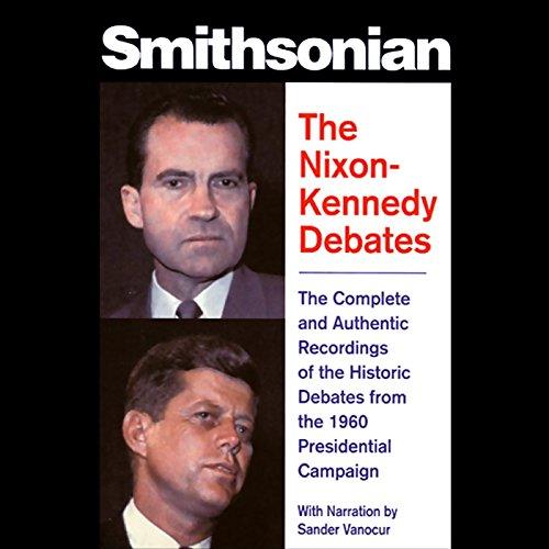 The Nixon-Kennedy Debates cover art