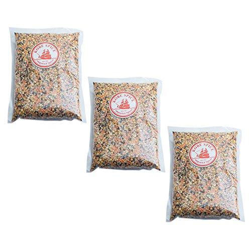 神戸スパイス ミックスダール 3kg(1kg×3袋)  乾燥豆