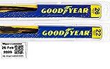 2010-2015 Lexus RX350 Replacement Wiper Blade Set/Kit (Set of 2 Blades) (Goodyear Wiper Blades-Premium)...