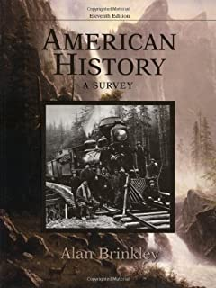 American History: A Survey MP with PowerWeb: 11th (eleventh) Edition