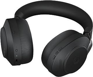 Jabra Evolve2 85 bezprzewodowy zestaw słuchawkowy PC ze stojakiem do ładowania – redukcja szumów Microsoft Teams z certyfi...