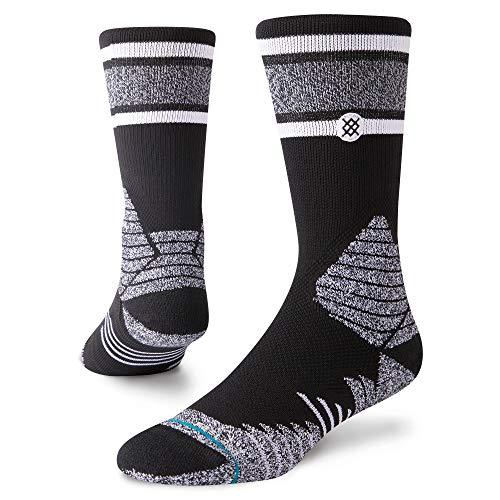 Stance Gameday Stripe Crew Basketballsocke, Socken:42/43-46