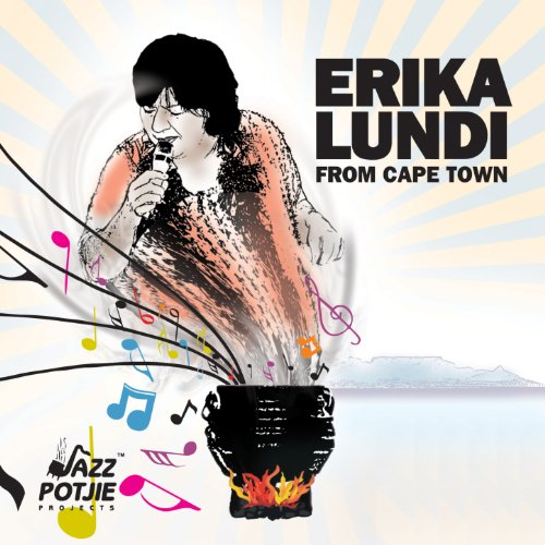 Erika Lundi from Cape Town