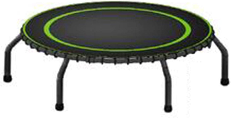 HANSHAN Garden Trampoline Trampoline,Folding Trampoline Portable Exercise Trampoline Safety Pad For Kids Adults 3 Size