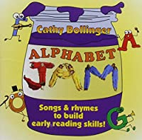 Alphabet Jam-Songs & Rhymes to Build Early Reading
