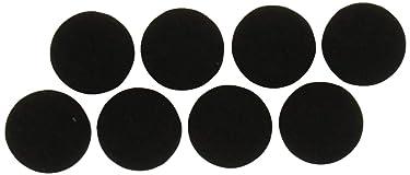 """Cal-Flor FP98103 EZ-Pads Felt Flooring Protectors, 1-1/4-Inch (7/8"""" 16 Pack)"""