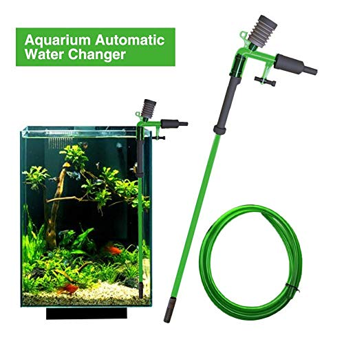 L'aspirateur pour aquarium de Morningtime