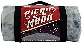 picnic on the moon blanket