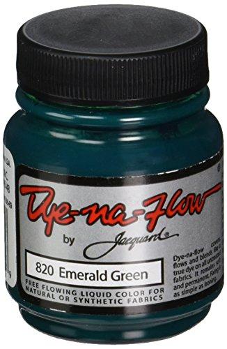 Jacquard Produits émeraude – Jacquard Dye-Na-Flow, Acrylique, Multicolore