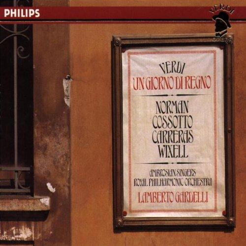 Giuseppe Verdi: Un giorno di regno (Oper) (Gesamtaufnahme) (2 CD)