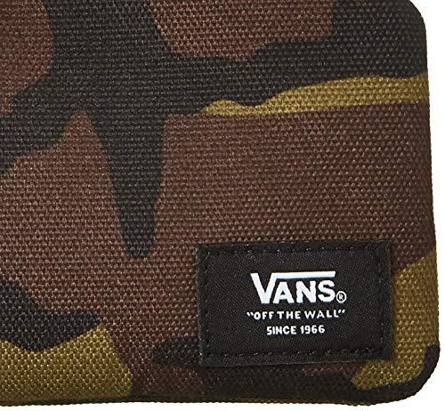 Vans Ss20 - PORTAFOGLIO PORTAFOGLIO, OS, Classico mimetico. (Multicolore) - VN0A3HZX97I1