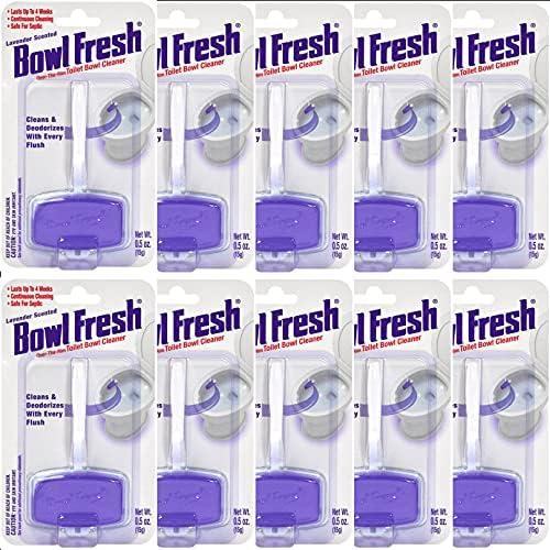 Bowl Fresh Max 52% OFF Toilet Cleaner and - Freshener Gel Lavender Scen Max 47% OFF