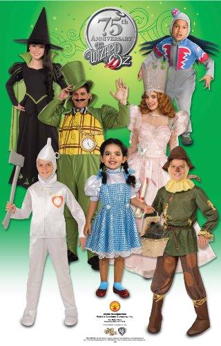 Disfraz de Dorothy de El Mago de Oz, de RubieS, para niños ...