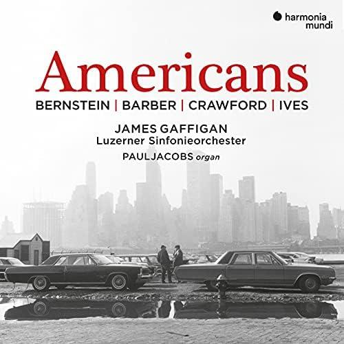 James Gaffigan, Luzerner Sinfonieorchester & Paul Jacobs