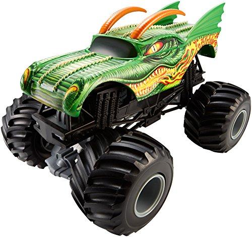 Hot Wheels Monster Jam 1:24 Vehículo, Dragon