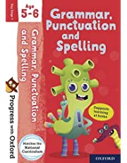 Progress with Oxford: Grammar, Punctuation and Spelling Age