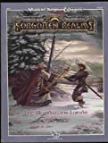 The Bloodstone Lands (AD&D 2nd Ed Fantasy Roleplaying, Forgotten Realms, Bk+Map, FR9)