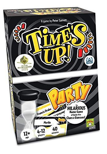 Repos ASMTUP1EN02 Time's Up Party (edición del Reino Unido), varios colores ,...