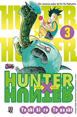 Hunter x Hunter vol. 03