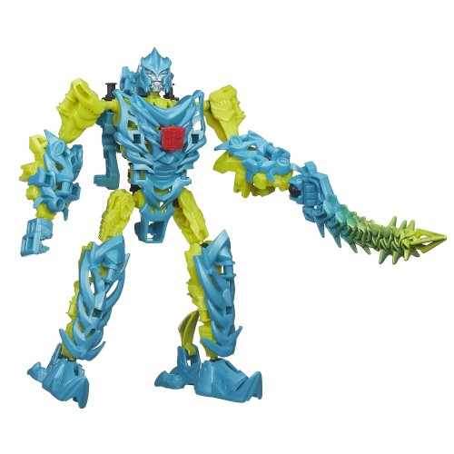 Transformers Age Of Extinction Strafe Deluxe Dinobot épée de partie