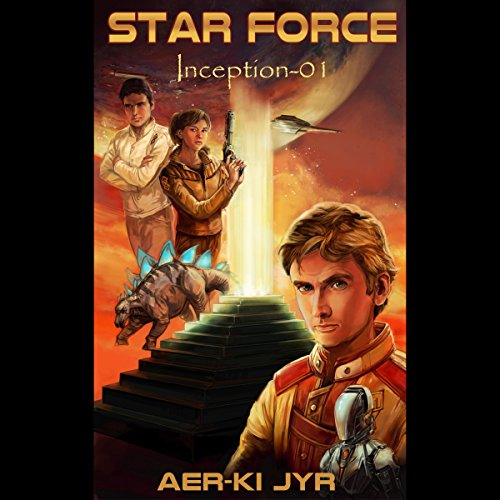 Star Force: Inception (SF1) audiobook cover art