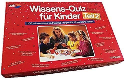noris Wissens - Quiz für Kinder Teil 2