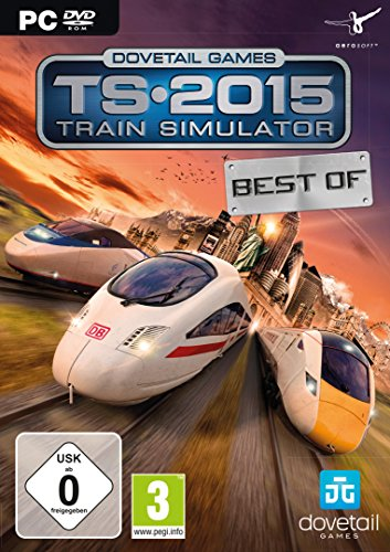 Train Simulator 2015 - Best of Trainsimulator - Best of Railworks 6
