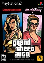 Grand Theft Auto Double Pack: Liberty City Stories / Vice City Stories - PlayStation 2