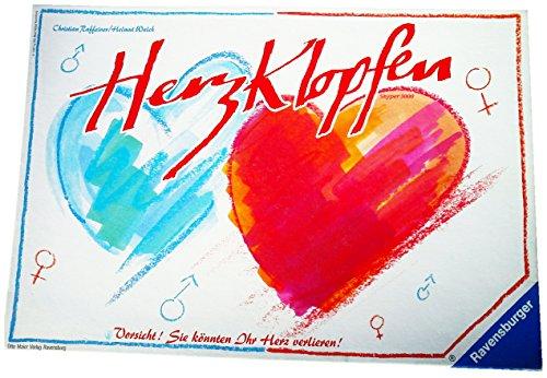 RAVENSBURGER 016358 Herzklopfen