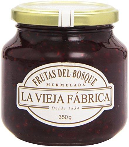 La Vieja Fábrica Mermelada de Frutas Del Bosque, 350g