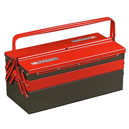 Facom BT.11A Caja metálica, 5 compartimientos