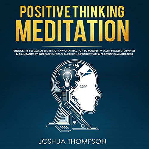 Positive Thinking Meditation cover art