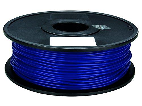 Velleman 1,75mm PLA Filament für 3D-Drucker, Blau