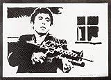 Scarface Poster Al Pacino Tony Montana Plakat Handmade