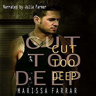 Cut Too Deep audiobook cover art