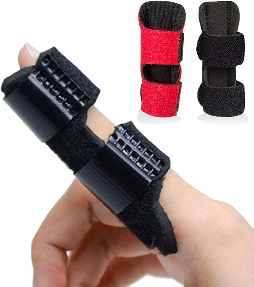 Trigger Finger Splint Very popular PeSandy 2 PCS 2021 Mallet Adjustable Sp